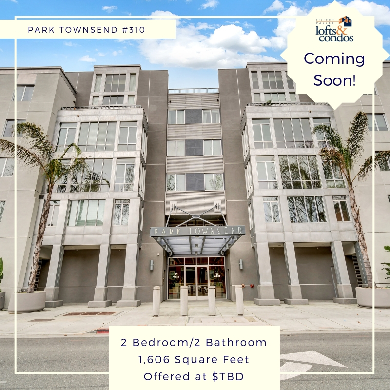 Coming Soon- Looking for Space, Comfort, and Convenience? Park Townsend Is the Building For You!
