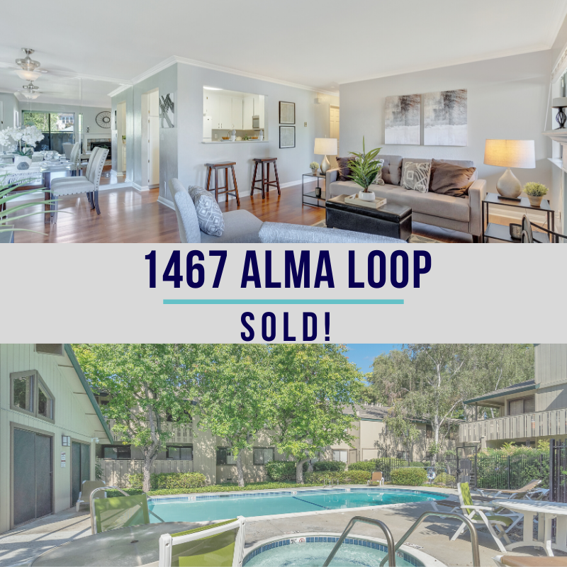 Just Sold in Willow Glen!
