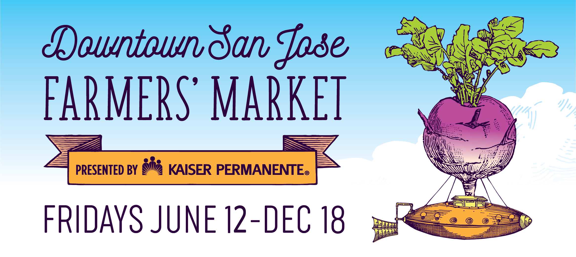Downtown Farmers' Market - Safely Shop Outside and Support Local Businesses!