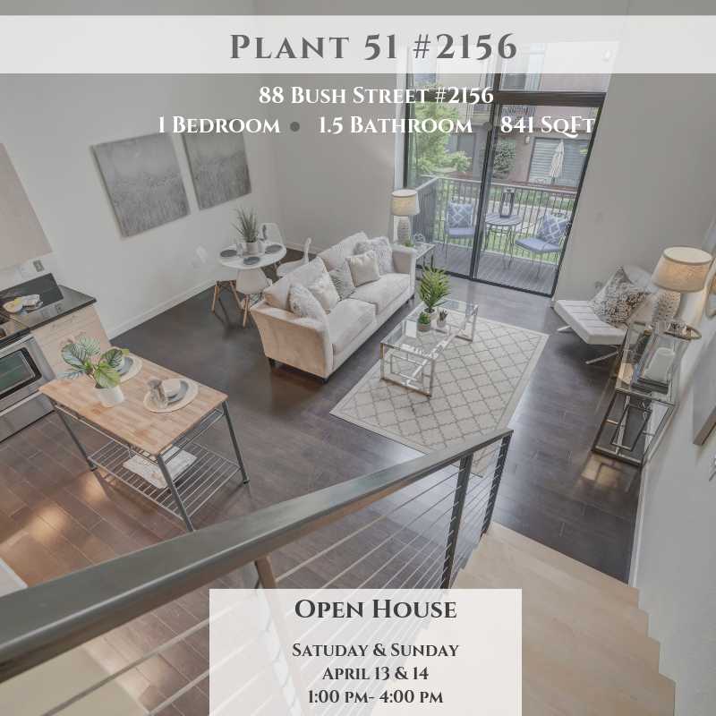 Come See our Latest Listing at Plant 51!