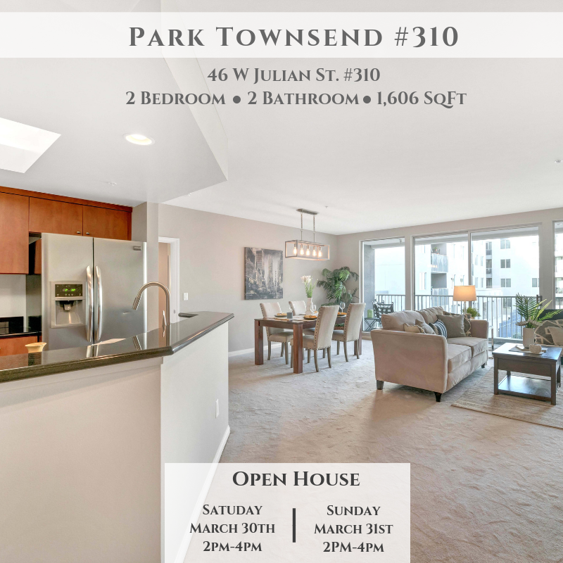 [Virtual Tour] Open House at Park Townsend