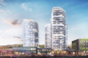 Three New Towers Proposed for San Jose's SoFA District