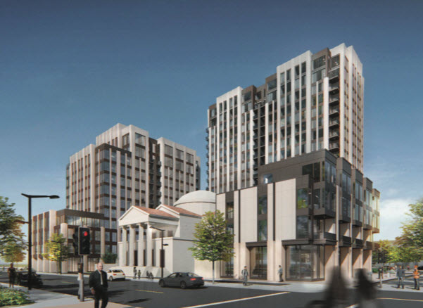 Change of Plans for the Park View Towers Development
