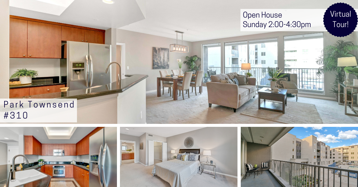[Virtual Tour] Large 2 Bed/2 Bath Condo in the Heart of Downtown